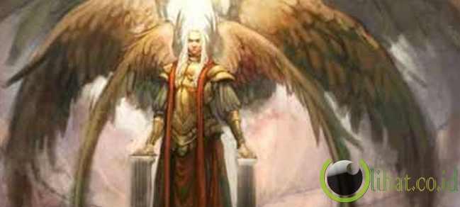 """Khamael/Chamuel/Camael (Seraphina) - """"Ia yang mencari Tuhan"""""""