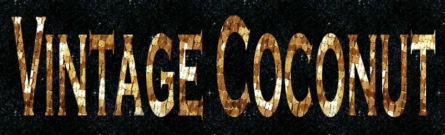 Vintage Coconut