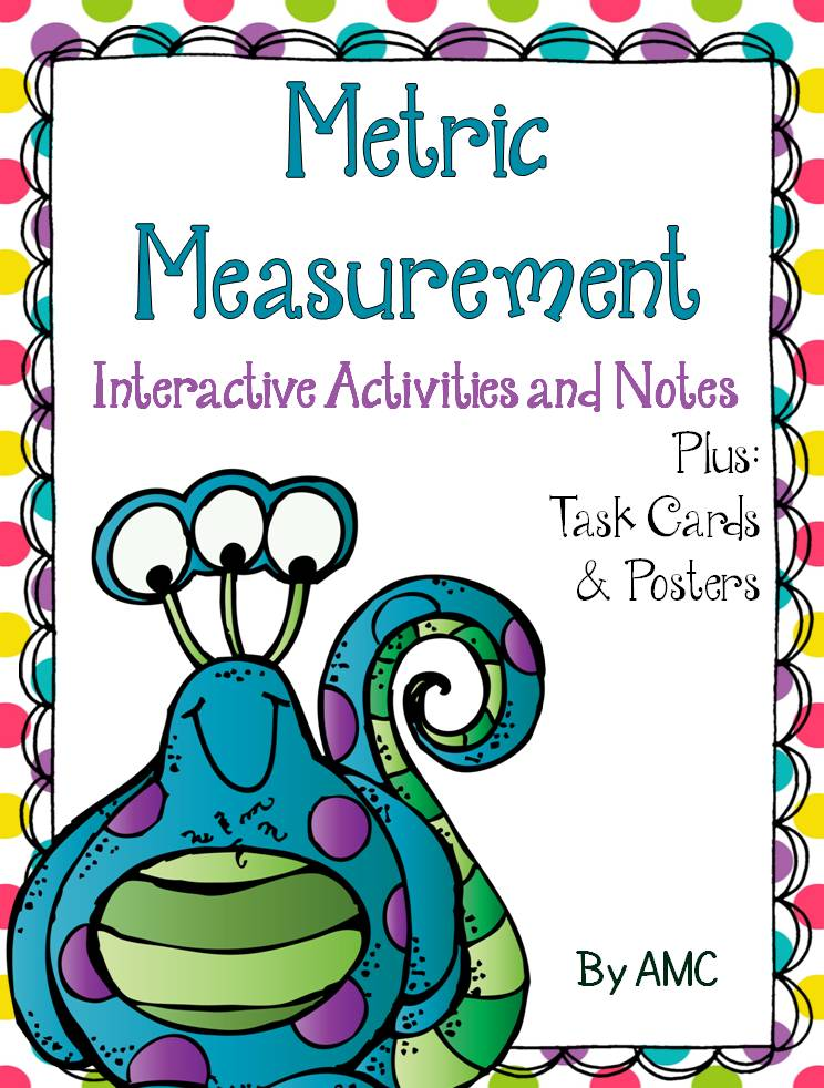https://www.teacherspayteachers.com/Product/Metric-Measurement-Interactive-Activities-and-Notes-1730249