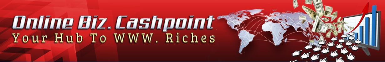 Online Biz. Cashpoint