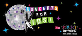 ChiIL Mama's Jazzed To Be Concerts for Kids Press Sponsor Since 2010!