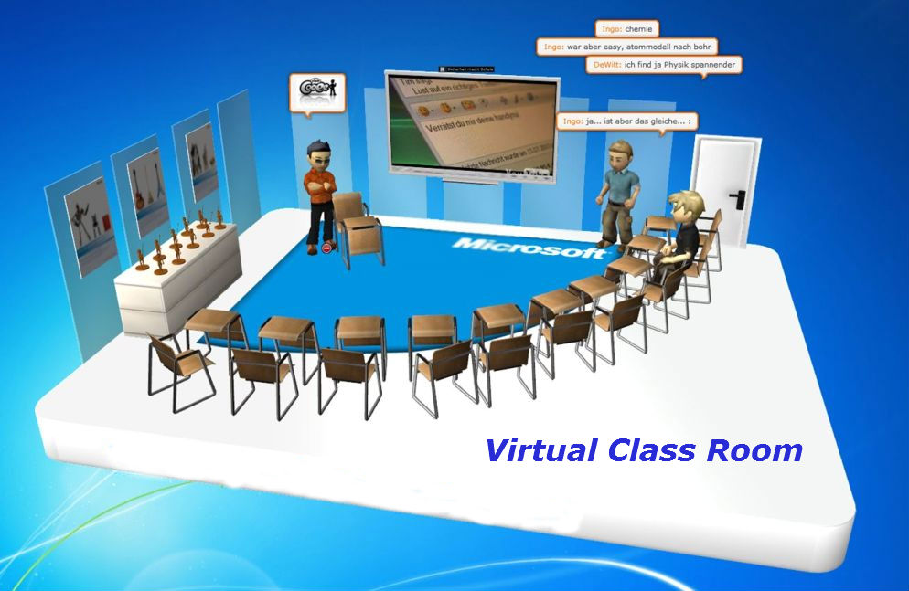 Virtual Classroom Design Free ~ Free for teachers examples of