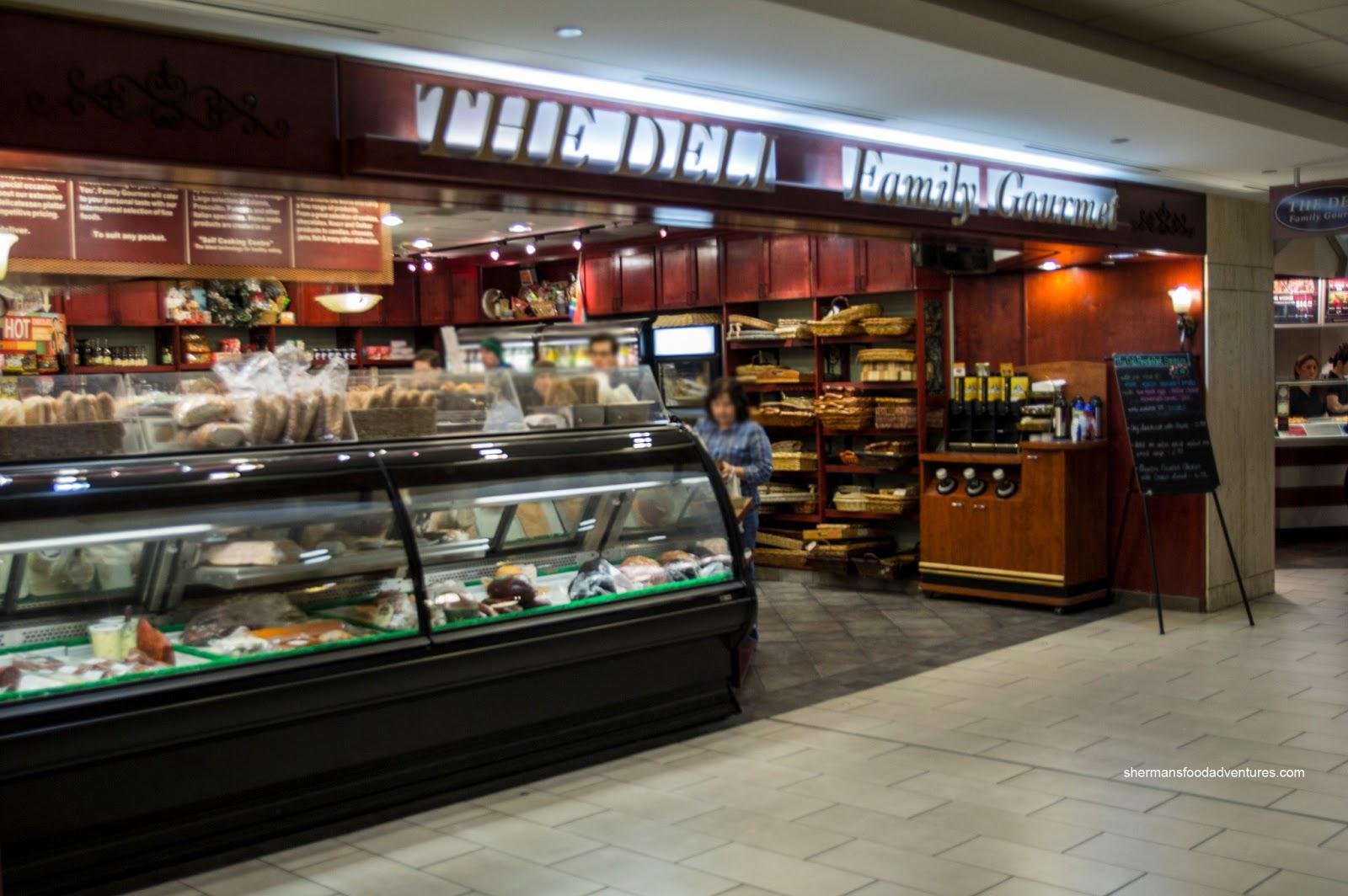 Shermans Food Adventures: Family Gourmet Deli (Royal Centre)