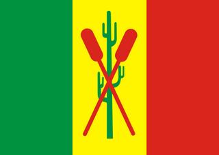Bandeira de Petrolina-PE