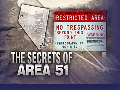 Rahasia AREA 51 (Screet Area)