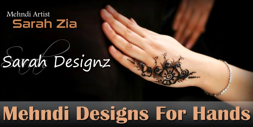 A To Z Mehndi Designs : Fashion and you: bridal mehndi designs for brides