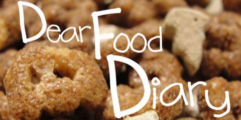 Dear Food Diary
