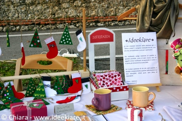 Creazioni artigianali regali Natale