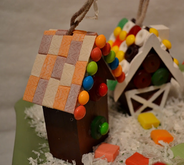 Wrigley gingerbread candy house 4