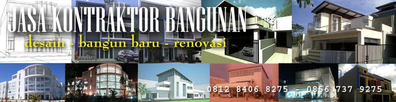 jasa kontraktor bangunan rumah