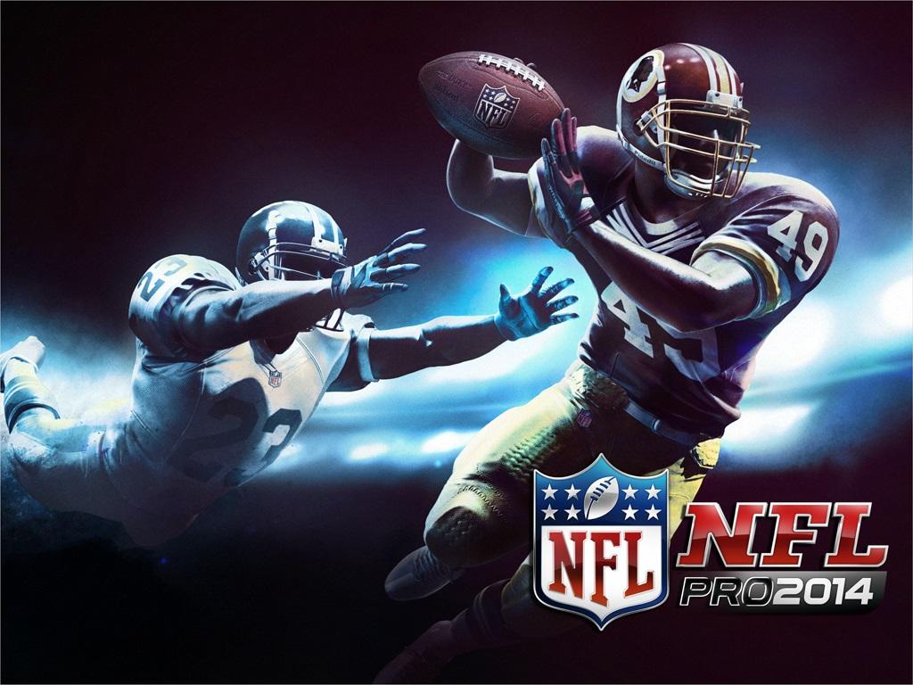 para la nueva temporada y compite en el Super Bowl con NFL Pro 2014