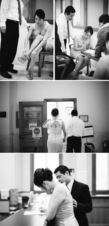 San Francisco City Hall wedding by Annie Hall Photography