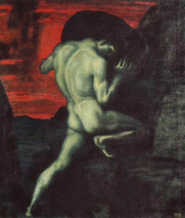 sisifo visto desde el arte