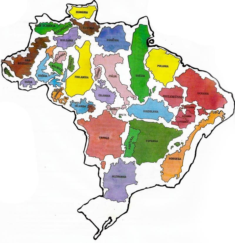 O  BRASIL  SE  ENCONTRA