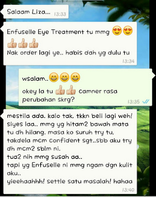 Enfuselle Eye Treatment Shaklee