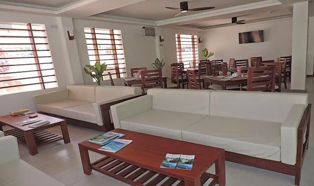 Ariston Dhangethi Inn Maldives