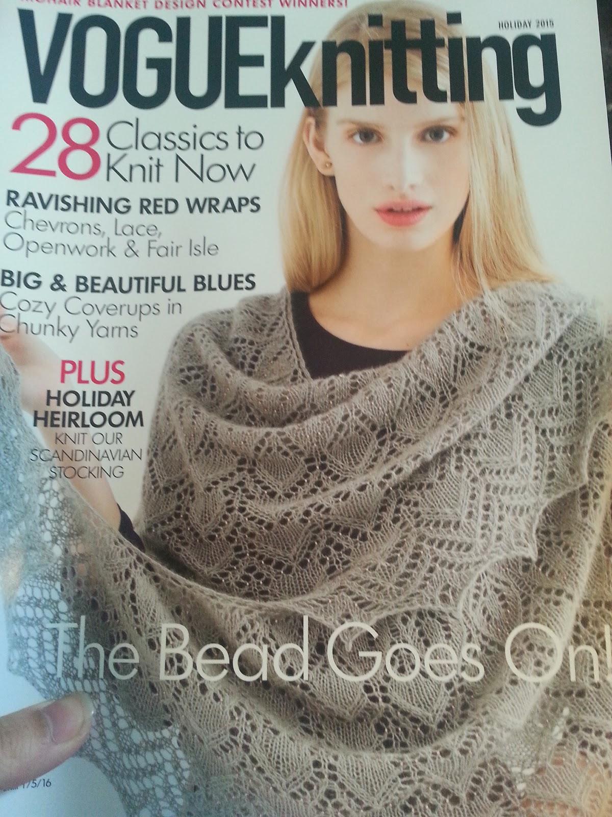 Vogue Knitting Winter 2016 : Knitting tangled yarns tangledmania magazine