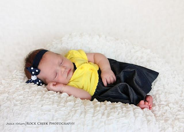 Newborn Adelayde