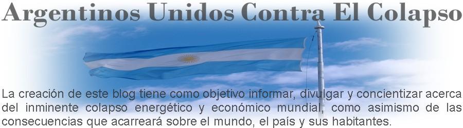 Argentinos unidos contra el colapso