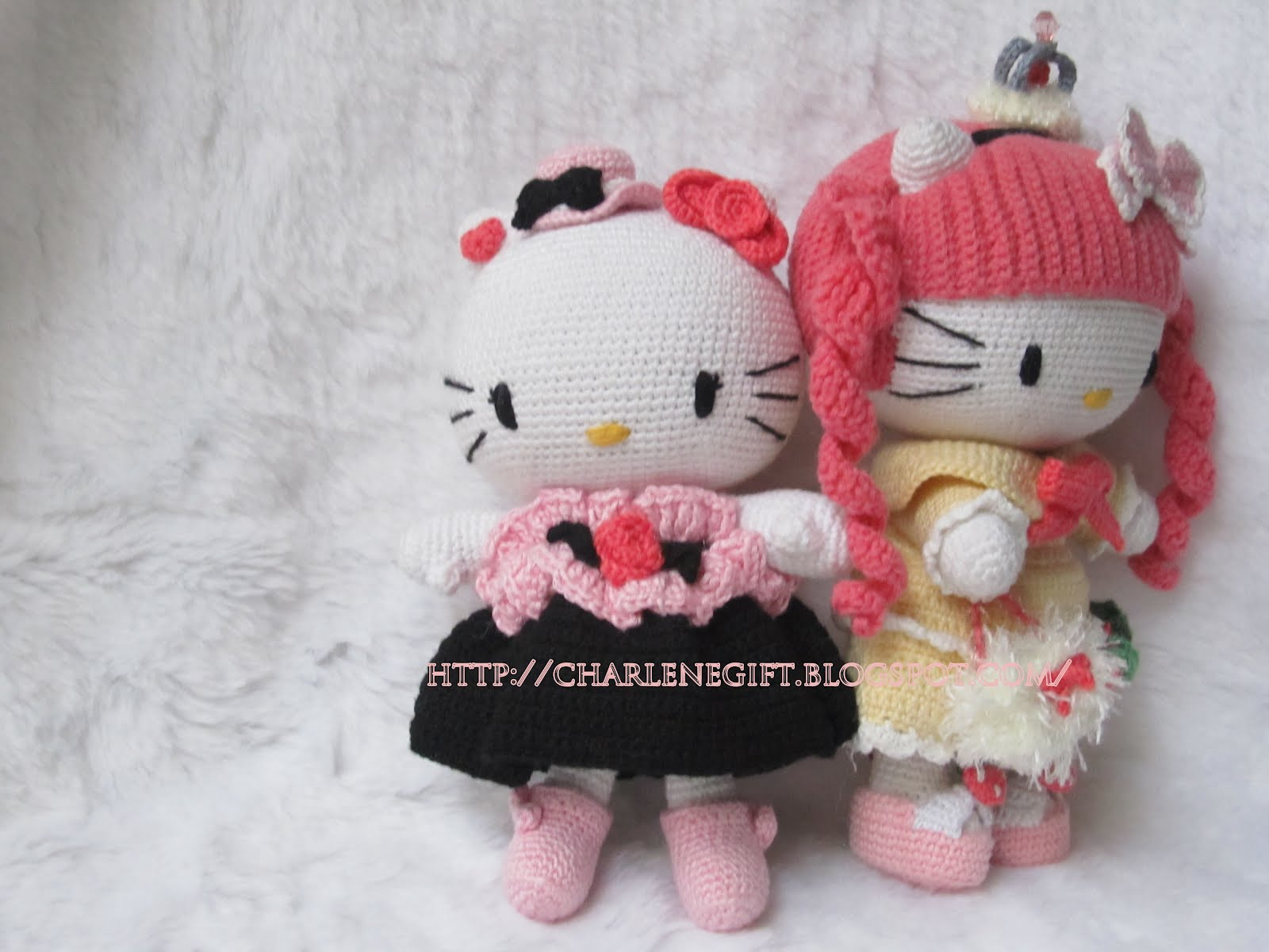 Amigurumi @ Charlene Gift n Craft: Special request Hello ...