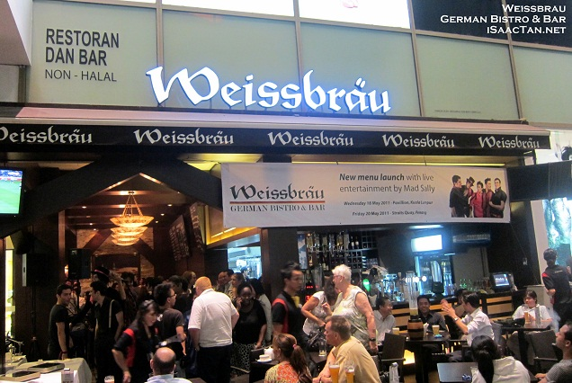 weissbrau german bistro