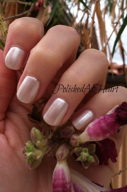pearl nail polish