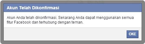 akun facebook jadi