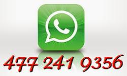 Whatsapp Extintores Cisneros.