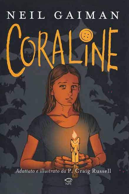 CORALINE E LA PORTA MAGICA VS CORALINE, RECENSIONE BLU-RAY VS FUMETTO