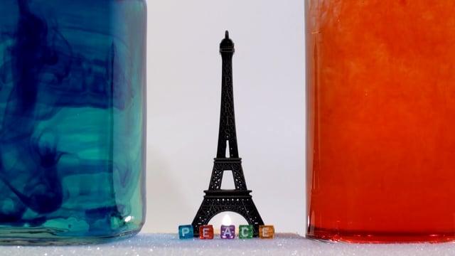Ontem à noite em Paris