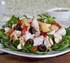 Tuscan Crab Salad