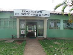 Escola Municipal Vereador Odércio Nunes de Matos