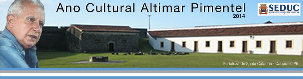 Ano Cultural Altimar de Alencar Pimentel