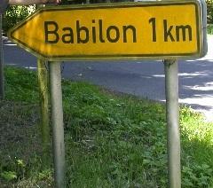 Equivalencia 1 kilómetro.