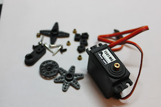 Power HD 1501 Analog Servo
