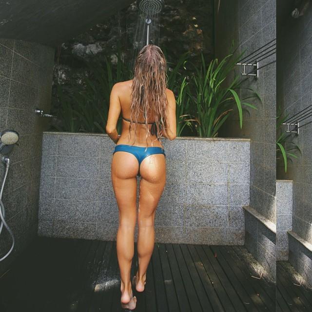 Fotos da sensual Hannah Polites