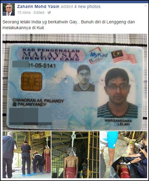 di malaysia Alamat gay