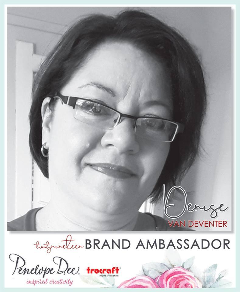 Penelope Dee Brand Ambassador 2018-2020