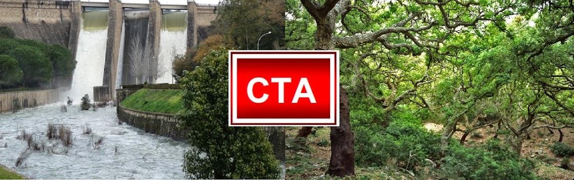 Seccion Sindical de CTA, en la Consejeria de Medio Ambiente y Ordenación del Territorio en Cadiz.