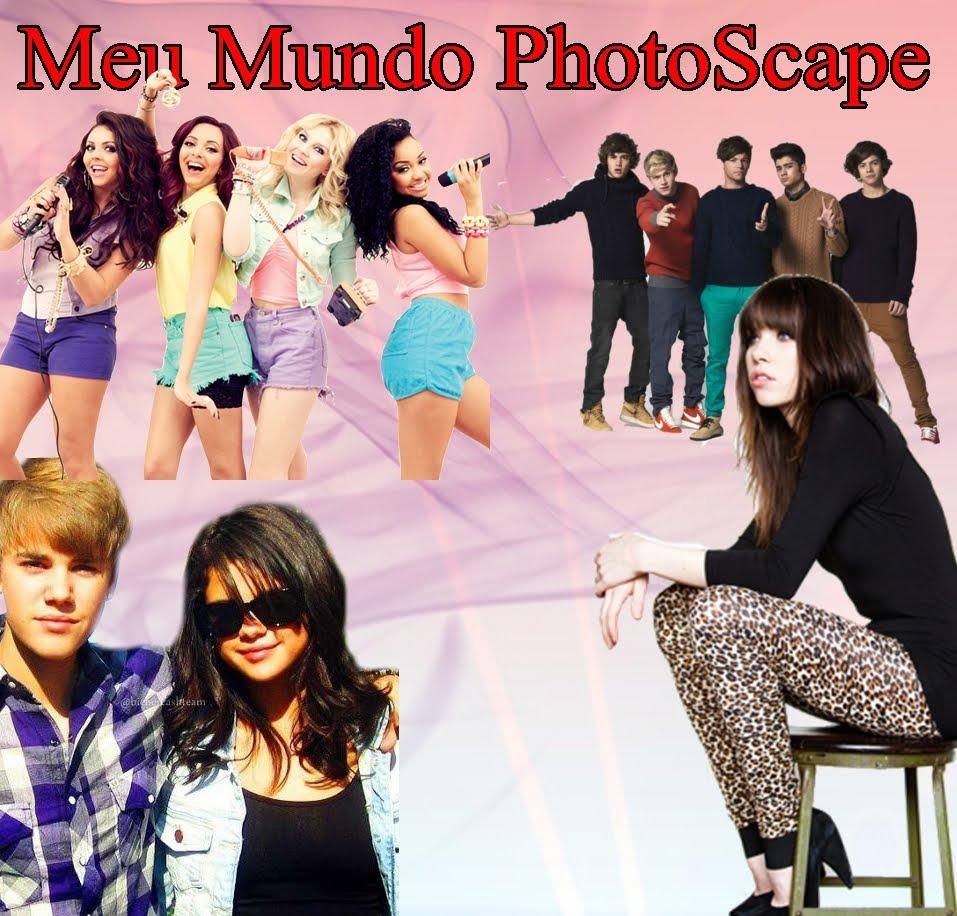 Meu Mundo PhotoScape