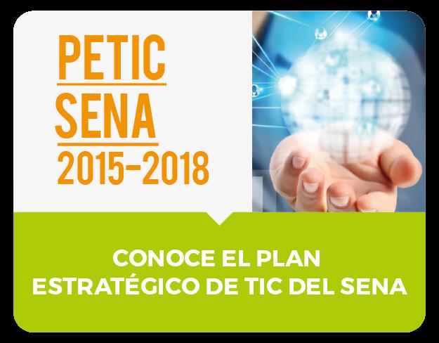 PETIC SENA 2015-2018