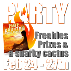 Fire Country Birthday Celebration