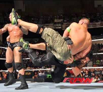 WWE Raw 7/14/2014