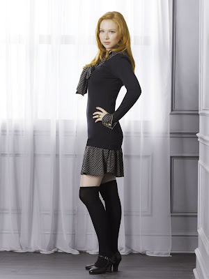 Molly Quinn's Castle Promo Shoots