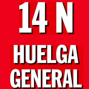 14 de Noviembre, Huelga General en España