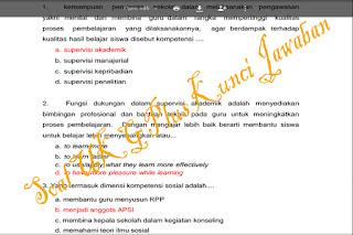 Download Soal Uji Kompetensi  lengkap dengan Kunci Jawaban.Pdf
