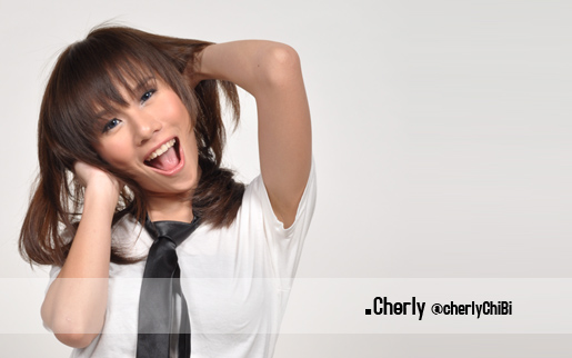 CHERLY CHERRY BELLE-Foto Cherly Chibi