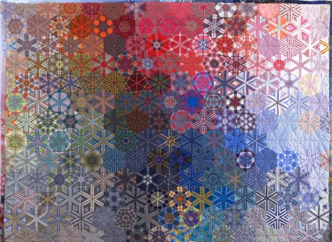 Hexagones Mary Amp Patch