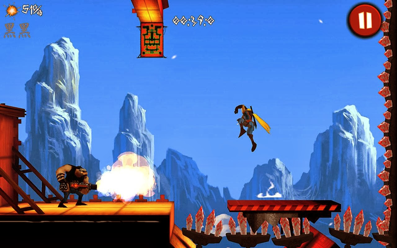 Shadow Blade Android Game ,