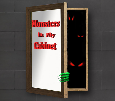 Monsters In My Cabinet